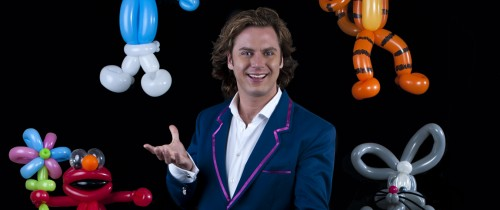 Entertainment all4kids Martijn Martell